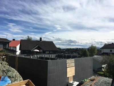 Magnus Krog bygger hus med Norske Hus