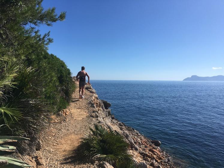 Treningsferie på Mallorca
