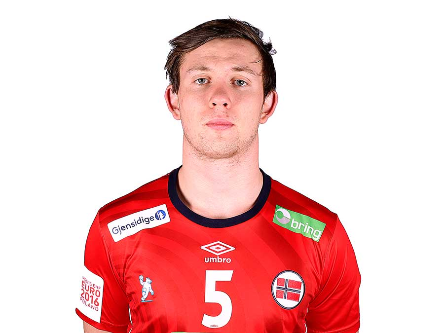 9d4198e6 Sander Sagosen ser frem til OL-kvalik i Danmark. Foto: Svein André Svendsen