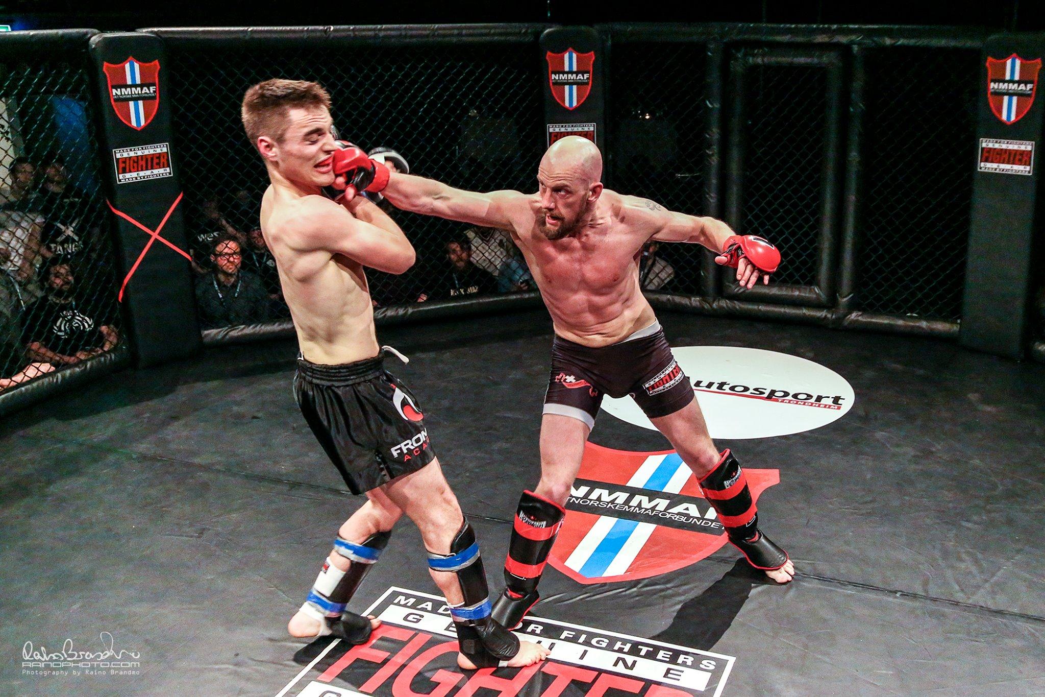 MMA-show på Studentersamfundet!