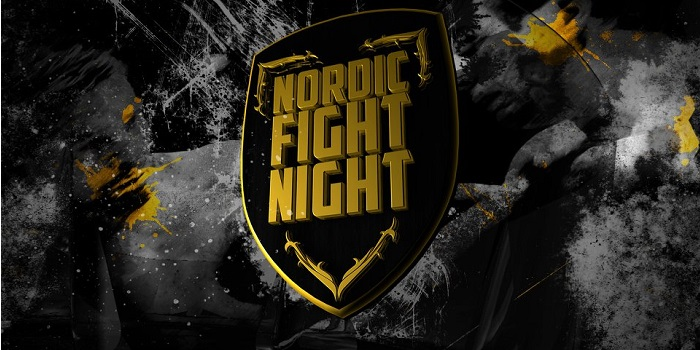 Nordic Fight Night på Viaplay fighting!