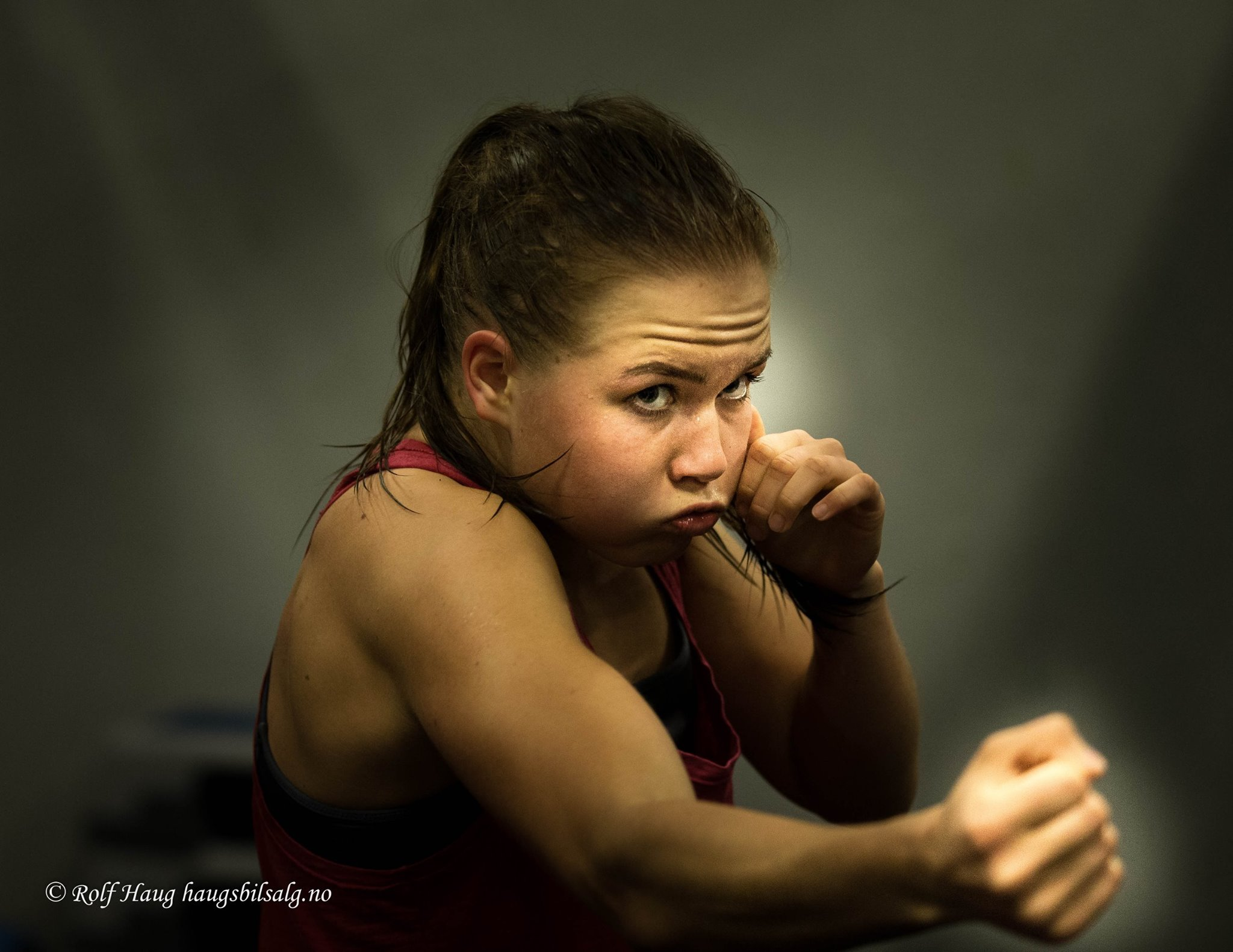Madeleine Angelsen slo seg til semifinale i EM!