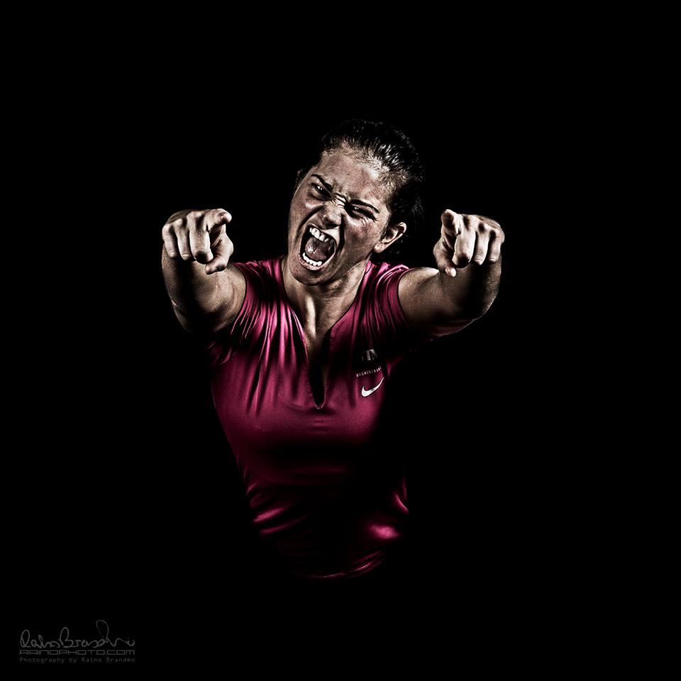 Marielle Hansen en seier unna OL - Shamilov ute