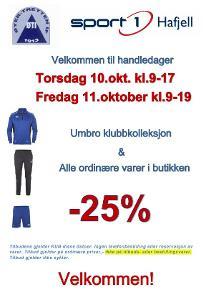 Handledag Sport1 Hafjell