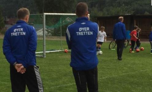 Vil du bli fotballgruppas trenerkoordinator?