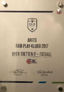 Fair Play-pris til ØTI