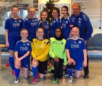 God start for ØTI i 2. divisjon futsal