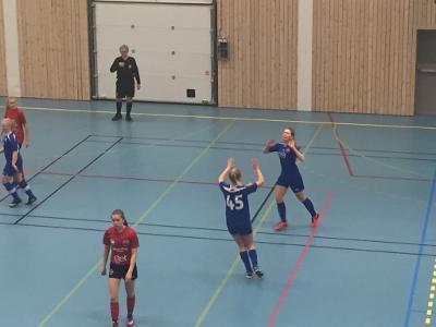 ØTI tok tredjeplassen i futsalserien