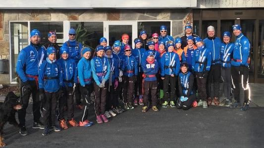 Datoer for høstens skisamlinger
