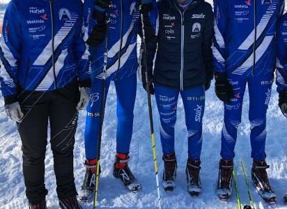 Handledager ØTI ski og swix-kolleksjonen