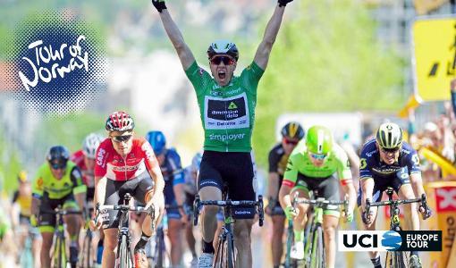 Tour of Norway etappe 5 , 20. mai