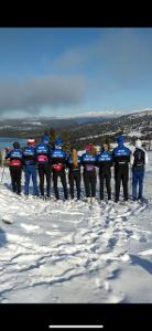 Tider for skitrening