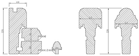 profil kobla vindu