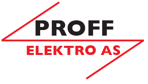 proff elektro logo
