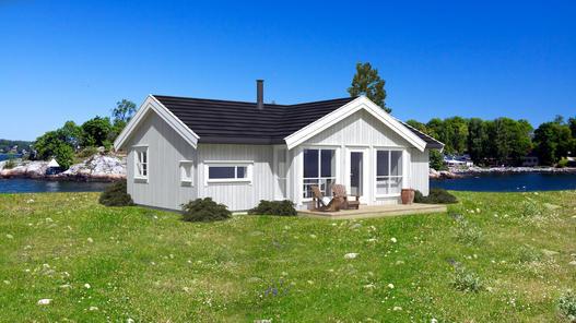 Hytte fra Tinde hytter - navn Sollihøgda