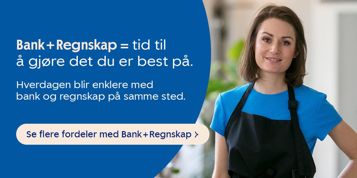 Bank+Regnskap