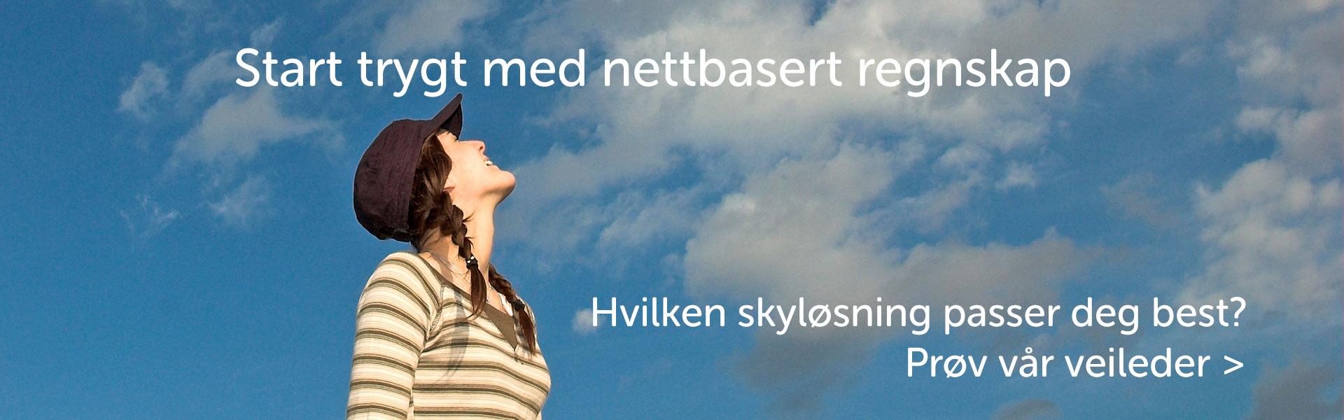 Start trygt med SpareBank 1 Regnskapshuset SMN