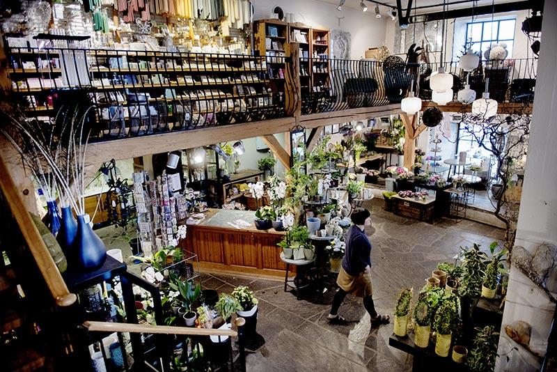 Ålgård blomster butikk
