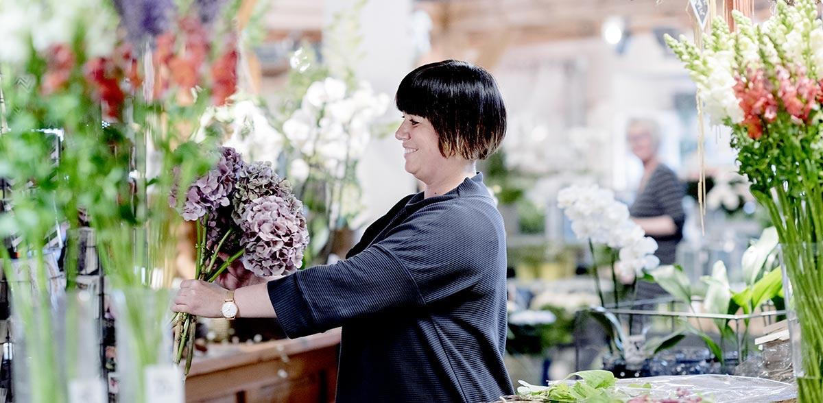 Ålgård blomster