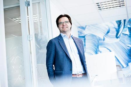 Gründer Øyvind Hovland