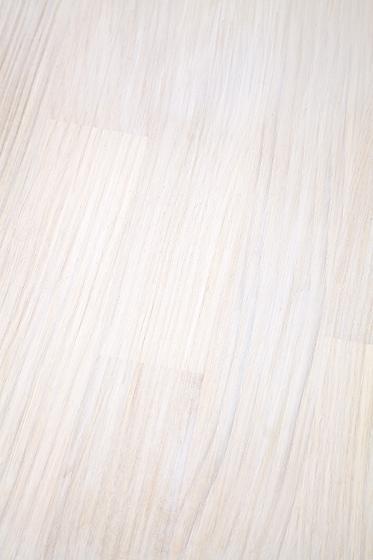 eik - hvit - voks