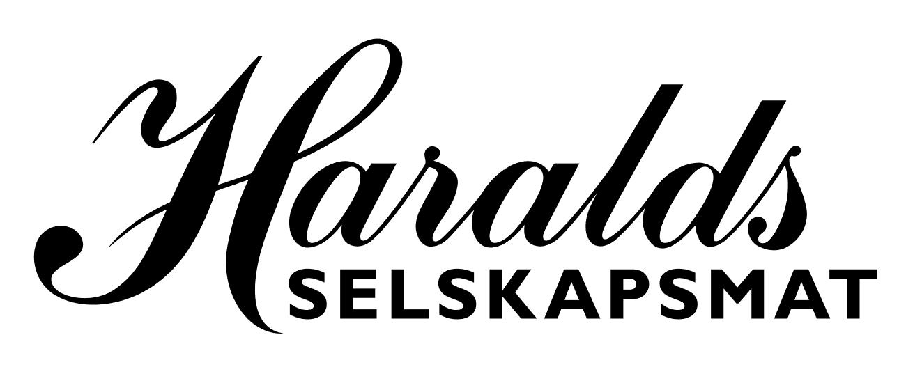 Ny logo - haralds selskapsmat