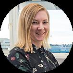 Maren Aarstad markedsfører bedrifter i Google AdWords