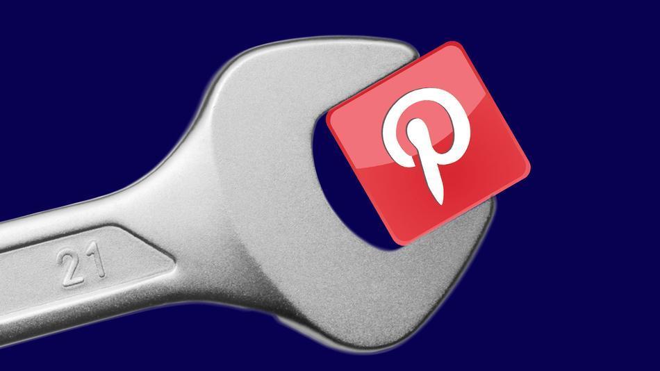 De nieuwe regels van Pinterest