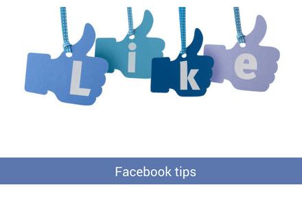 Facebook tips