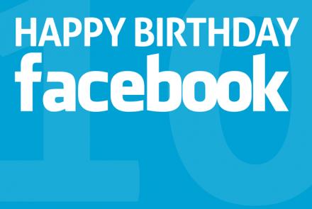 10 jaar Facebook