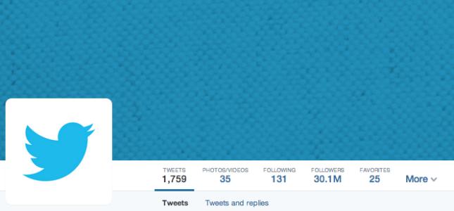 Twitter heeft een nieuw uiterlijk