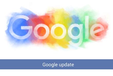 Belangrijke google update