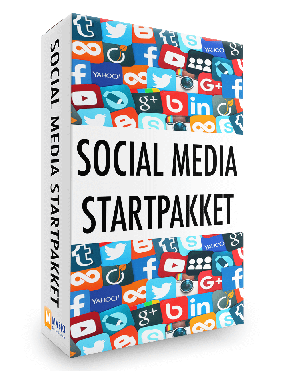 social media startpakket