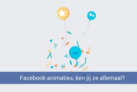 Hoe gebruik je Facebook tekst animaties?