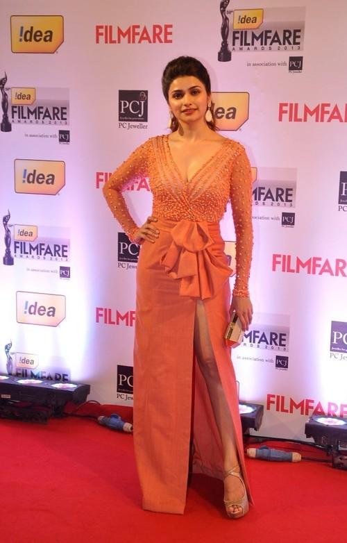 Prachi Desai at Filmfare 2014