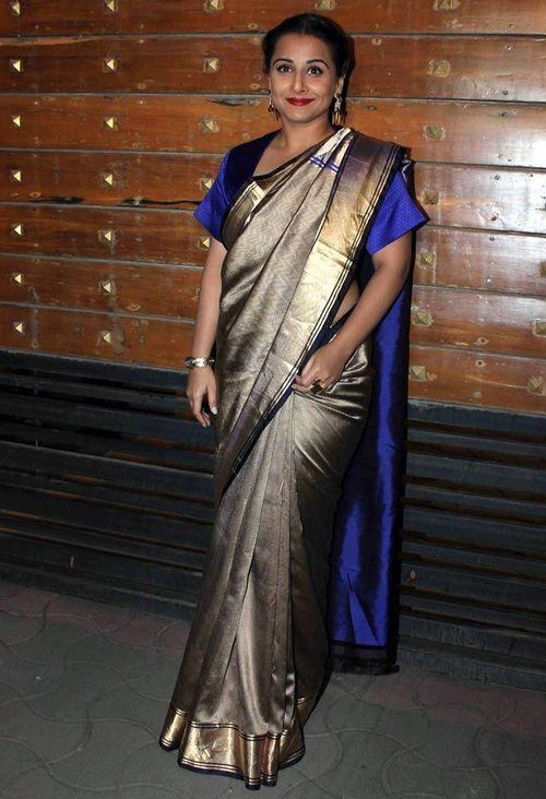 Vidya Balan at Filmfare 2015