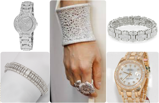 Cuffs, Bracelets and Watches | Guide to Accessorising Indian Bridal Lehengas