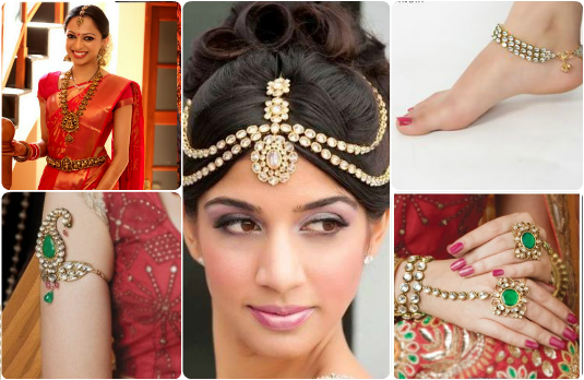 Small Accessories | Guide to Accessorising Indian Bridal Lehengas