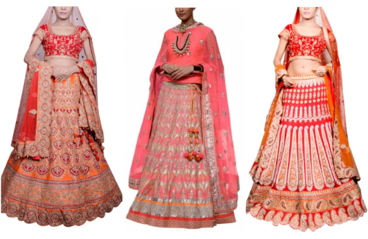 Traditional Lehenga Look | Guide to Accessorising Indian Bridal Lehengas