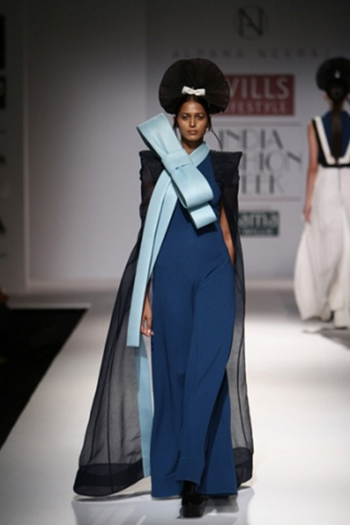 Alpana and Neeraj's Collection | Wills Lifestyle Fashion Week SS15 – Top Picks