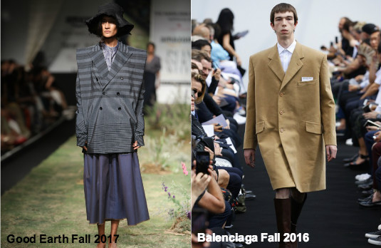 Amazon India Fashion Week | Good Earth Copy Balenciaga