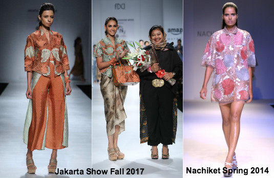 Amazon India Fashion Week | Jakarta Copy Nachiket Barve