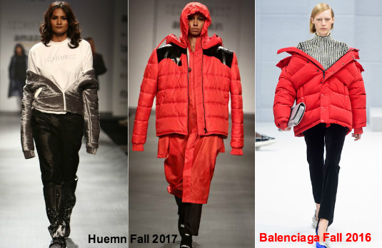 Amazon India Fashion Week | Huemn Copy Balenciaga