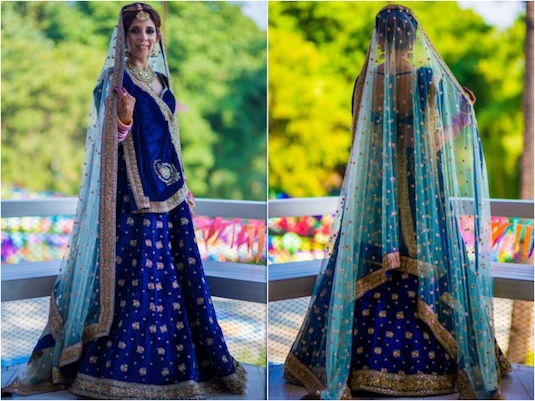 Best Bridal 2017 | Blue Shades