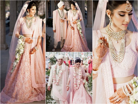 Best Bridal 2017 | Blush Pink