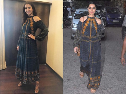 Bollywood Fashion - Who Wore It Better? | Indian Fashion Blog