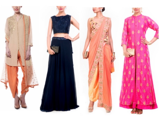 e804999fab47 Tips For Building a Classic & Timeless Indian Bridal Trousseau ...