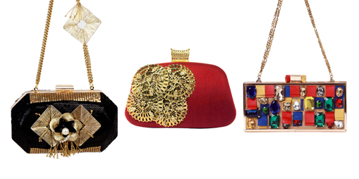 Casual Chic Clutches | Indian Wedding Accessories: The Perfect Clutch Bag