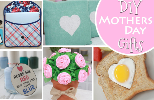 DIY Gifts | Unique Gift Ideas for Mother's Day