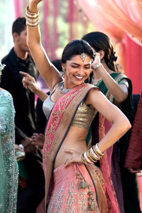 Iconic Indian Bridal Lehengas From Bollywood Movies